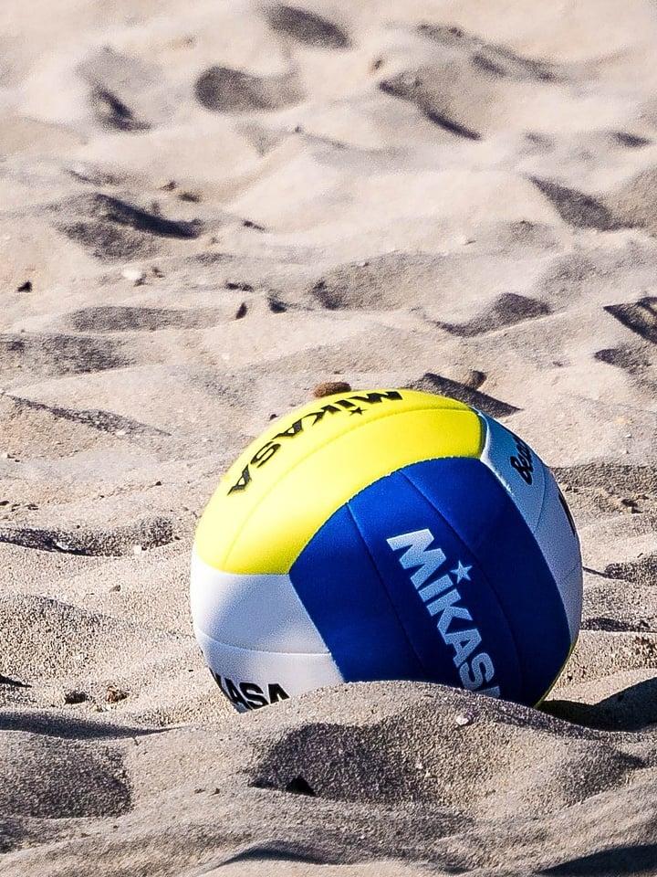 Beach Volley Kenttä