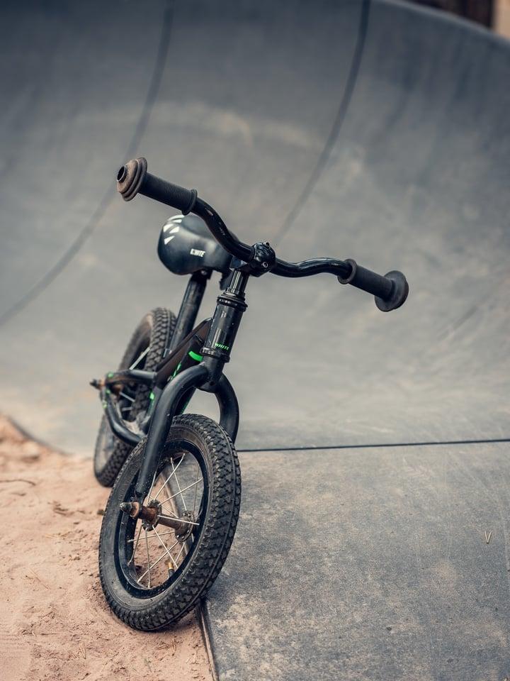 Pumptrack-potkulauta / Bmx-rata